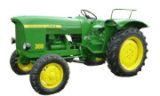 Lanz 300 tractor photo