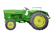 Lanz 500 tractor photo