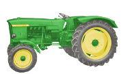 John Deere 710 tractor photo