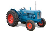 Fordson Power Major tractor photo