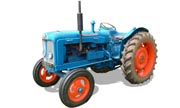 Fordson Super Major tractor photo