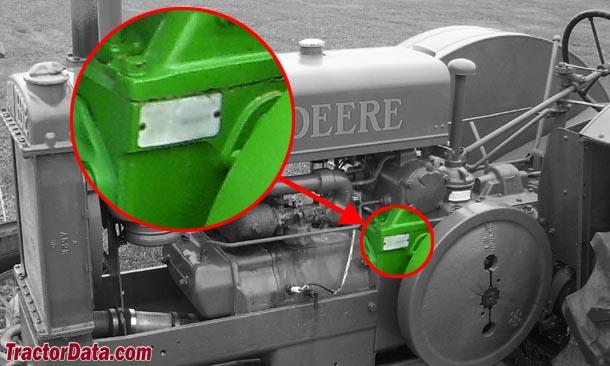 TractorData.com John Deere AR tractor information