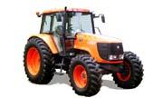 Kubota M125X tractor photo
