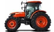Kubota M8540 tractor photo