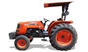 Kubota M4800SU tractor photo