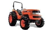Kubota MX5000 tractor photo