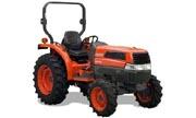 Kubota L3830 tractor photo