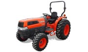 Kubota L4330 tractor photo