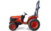 Kubota B7510 tractor photo