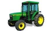 John Deere 5510 tractor photo