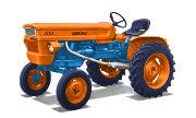 Fiat 300 tractor photo