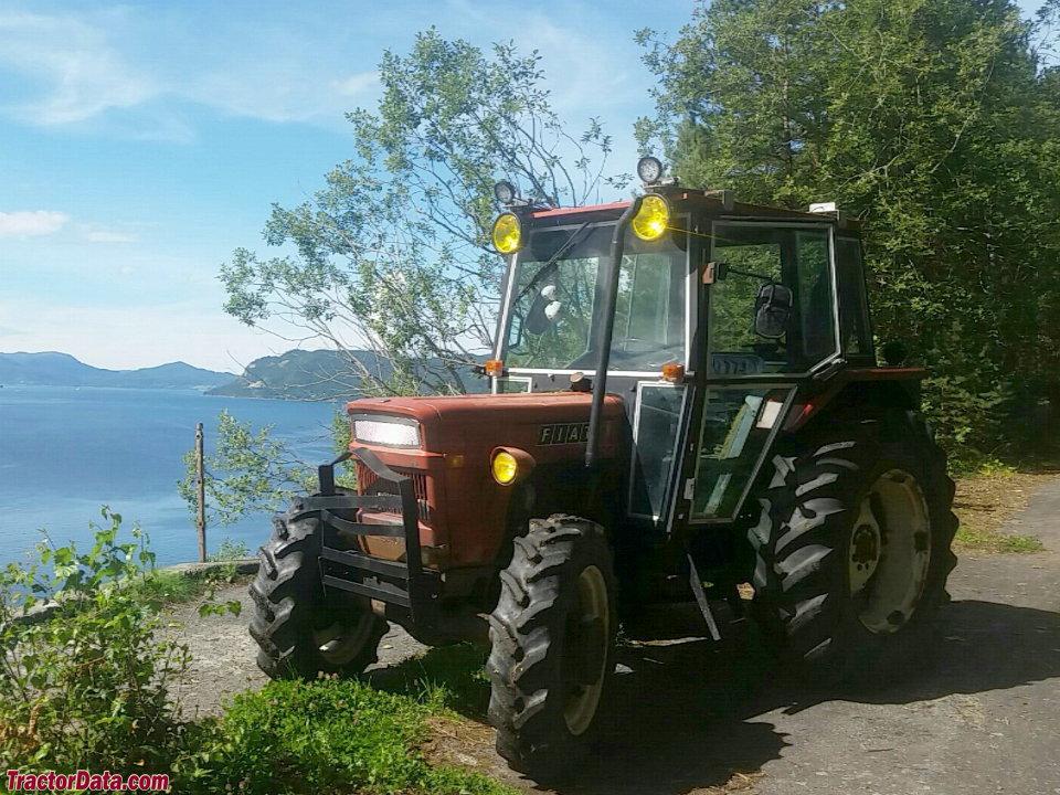 Beliebt Bevorzugt TractorData.com Fiat 640 tractor photos information #VF_04