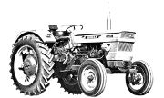 Fiat 650 tractor photo