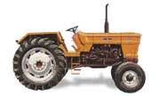 Fiat 1000 tractor photo