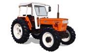 Fiat 1000 Super tractor photo
