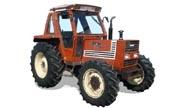 Fiat 680 tractor photo