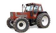 Fiat 1580 tractor photo