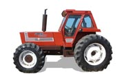 Fiat 1880 tractor photo