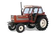 Fiat 100-90 tractor photo