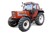 Fiat 115-90 tractor photo