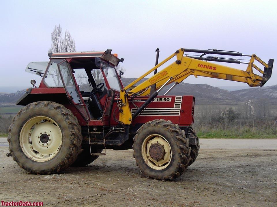 Fiat 115-90