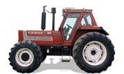 Fiat 160-90 tractor photo
