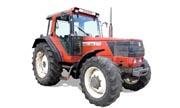 Fiat F110 tractor photo