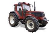 Fiat F115 tractor photo