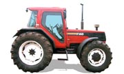 Fiat F140 tractor photo