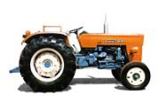 UTB/Universal 550 tractor photo
