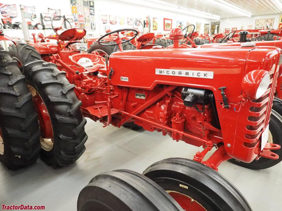 International Harvester D-324