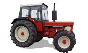 International Harvester 1246 tractor photo