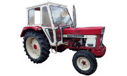 International Harvester 554 tractor photo