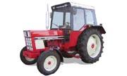 International Harvester 744 tractor photo