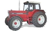 International Harvester 1255 tractor photo