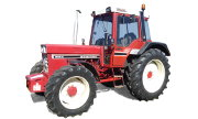 International Harvester 1056 tractor photo