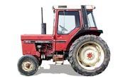 International Harvester 885 tractor photo
