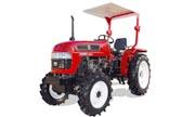 Jinma JM-284 tractor photo