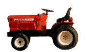 Yanmar YM140 tractor photo