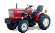 Yanmar YM186 tractor photo