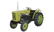 Yanmar YM240 tractor photo