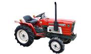 Yanmar YM1602 tractor photo