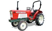 Yanmar YM1610 tractor photo