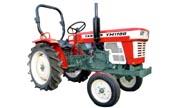 Yanmar YM1700 tractor photo