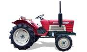 Yanmar YM1802 tractor photo