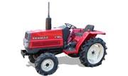 Yanmar F18D tractor photo