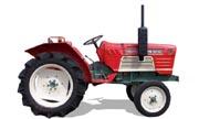 Yanmar YM2010 tractor photo