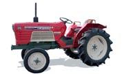 Yanmar YM2020 tractor photo