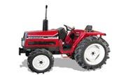 Yanmar FX24D tractor photo