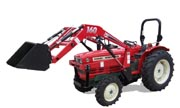 Yanmar YM2820 tractor photo